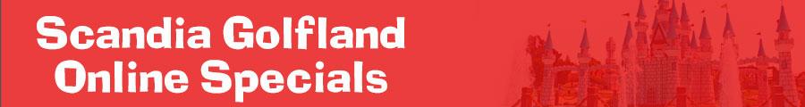 Golfland Internet Specials